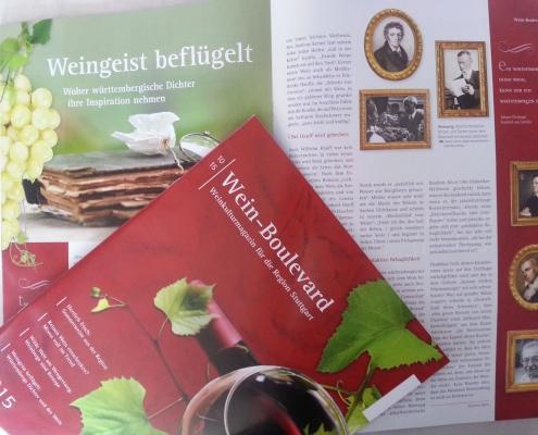 """Weinboulevard """"Weingeist beflügelt"""" (Andrea Hahn"""