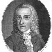 Tobias Mayer, Kupferstich von Conrad Westermayr; Quelle: Wikipedia (gemeinfrei)