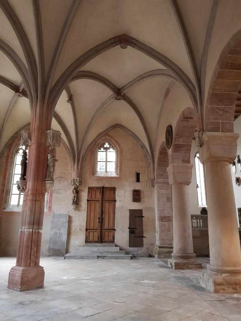 Mortuarium, erbaut 1412-1433