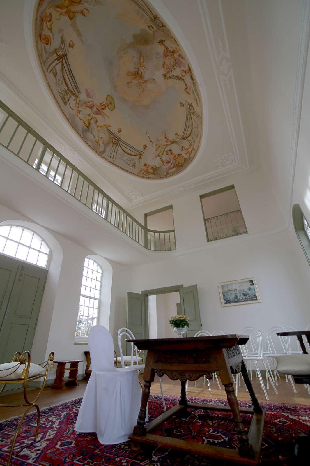 Lusthaus, @ Schloss Hohenstadt