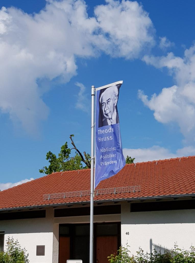 Das Museum Theodor-Heuss-Haus in Stuttgart