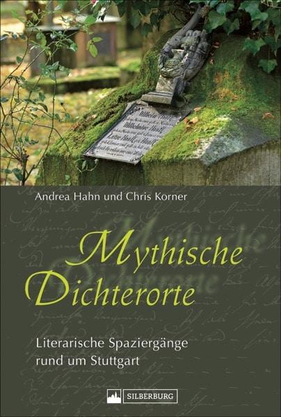 """Cover """"Mythische Dichterorte"""""""
