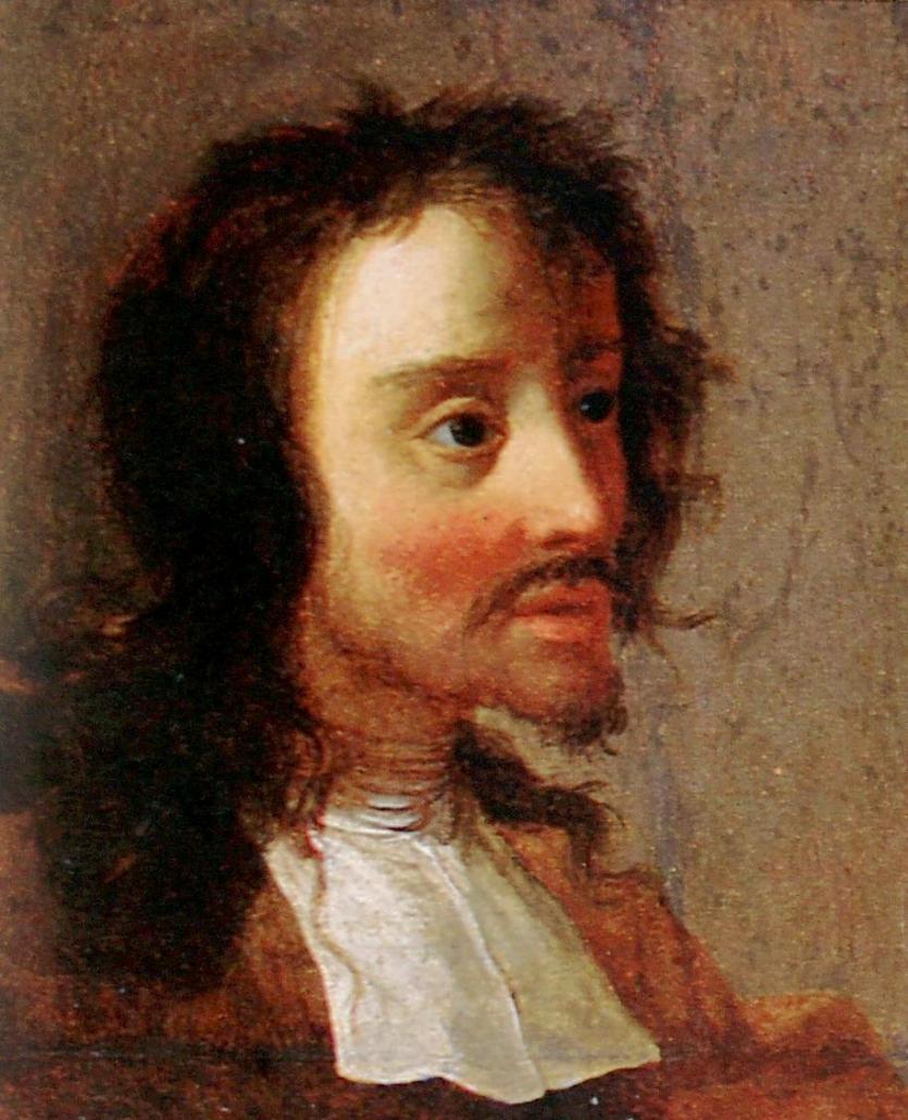 Hans Jakob Christoffel von Grimmelshausen, Porträt von Marcus Bloß, 1641