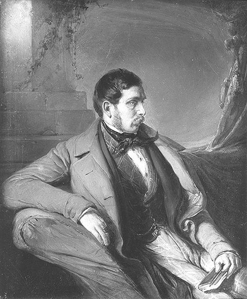 Nikolaus Lenau, um 1844