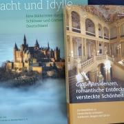 """""""Pracht und Idylle"""" und """"Große Residenzen..."""" - Buchprojekte für den Verein """"Schlösser und Gärten in Deutschland e. V."""""""