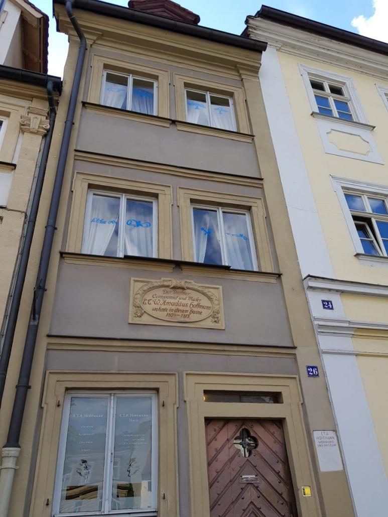 E.T.A. Hoffmann-Haus Bamberg