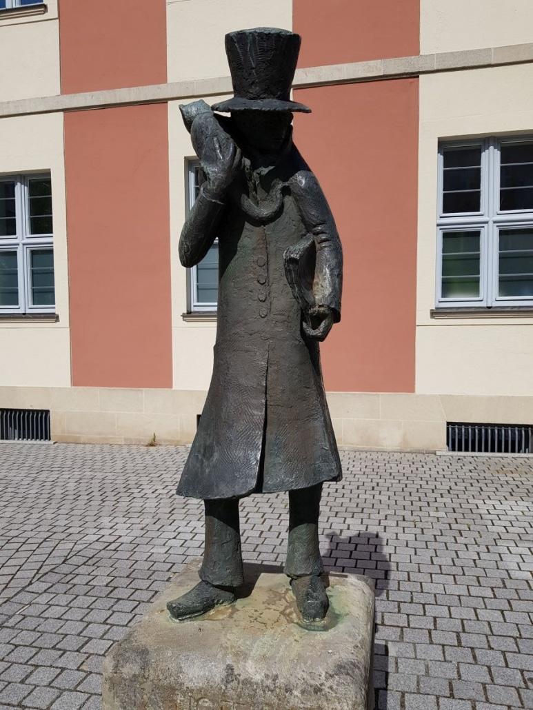 Tschüss, E.T.A. Hoffmann und Kater Murr in Bamberg