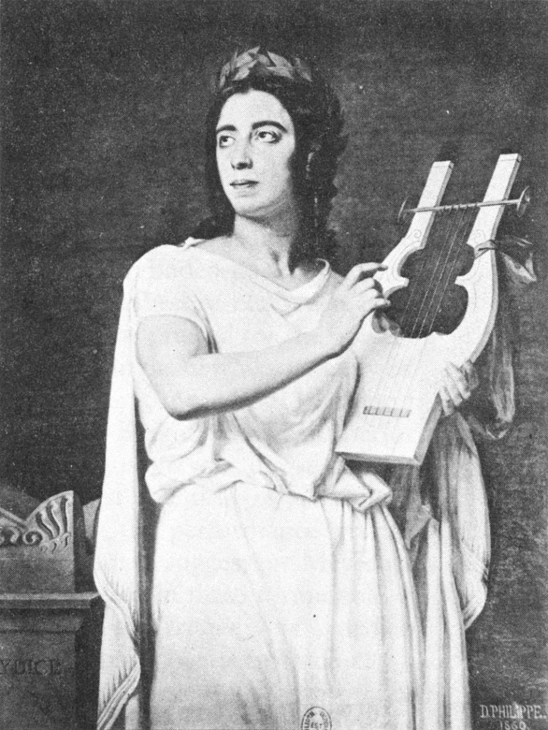 Pauline Viardot-García, in Christoph Willibald Glucks Oper