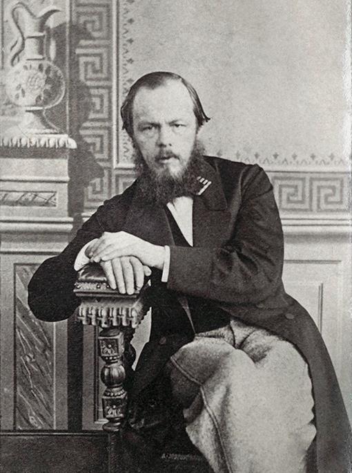 Fjodor Michailowitsch Dostojewski in Paris 1863