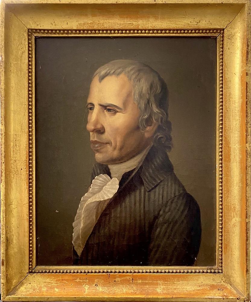 Ludovike Simanowiz Werkmeister-Porträt